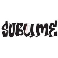 Sublime Music Rock Band Decal Sticker Style 2