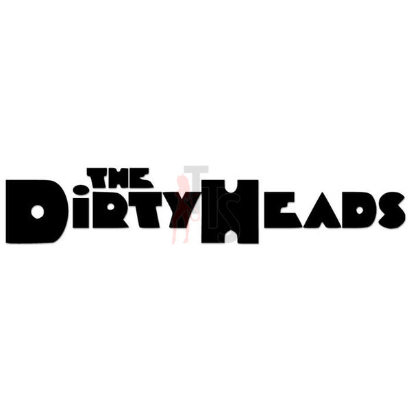 The Dirty Heads Music Rock Band Decal Sticker