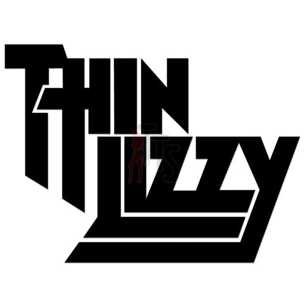 Thin Lizzy Music Rock Band Decal Sticker