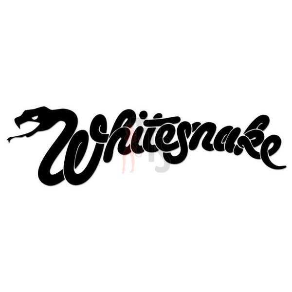 Whitesnake Music Rock Band Decal Sticker