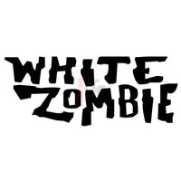 White Zombie Music Rock Band Decal Sticker