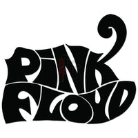 Pink Floyd Music Rock Band Decal Sticker Style 3