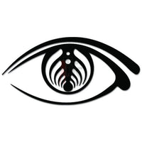 Bassnectar DJ Open Your Eyes Music Rock Band Decal Sticker