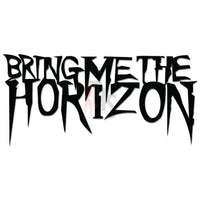Bring Me The Horizon Music Rock Band Decal Sticker Style 1