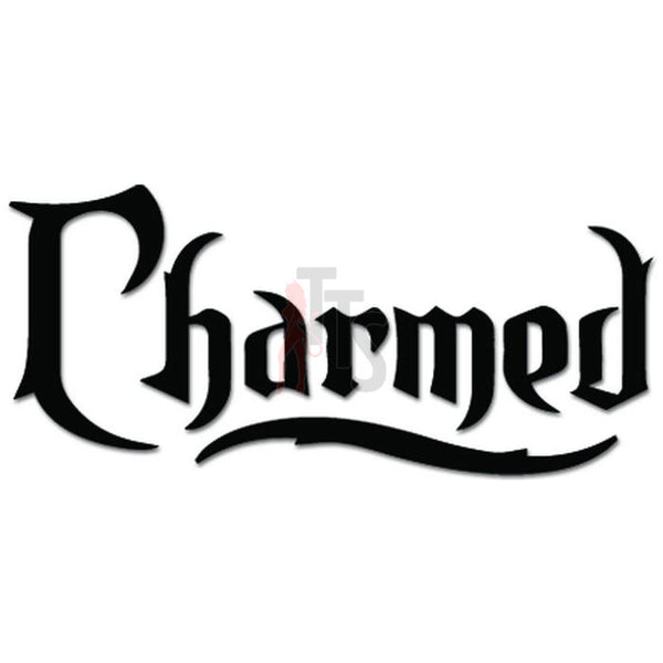 Charmed Music Rock Band Decal Sticker