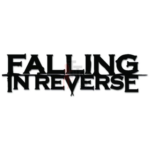 Falling In Reverse Music Rock Band Decal Sticker