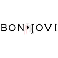 Bon Jovi Music Rock Band Decal Sticker Style 2
