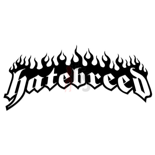 Hatebreed Music Rock Band Decal Sticker