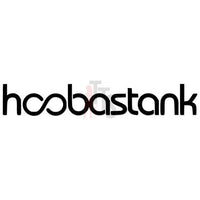 Hoobastank Music Rock Band Decal Sticker