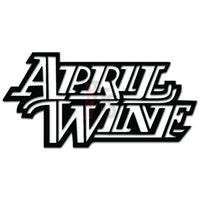 April Wine Music Rock Band Decal Sticker