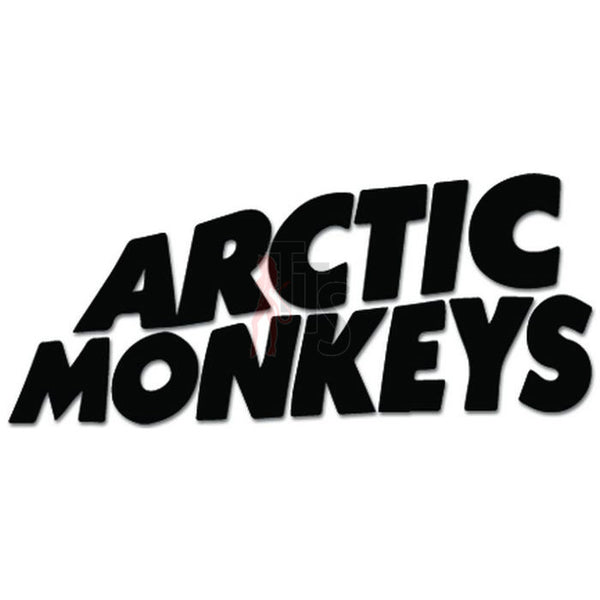 Artic Monkeys Music Rock Band Decal Sticker