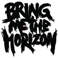 Bring Me The Horizon Music Rock Band Decal Sticker Style 2