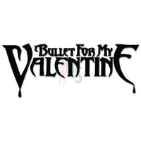 Bullet For My Valentine Music Rock Band Decal Sticker