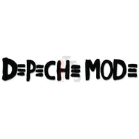 Depeche Mode Music Rock Band Decal Sticker Style 2