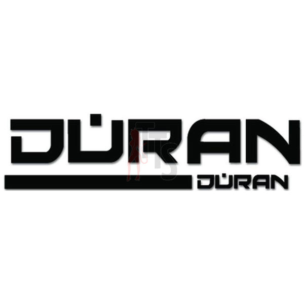 Duran Duran Music Rock Band Decal Sticker