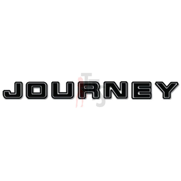 Journey Music Rock Band Decal Sticker