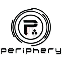 Periphery Music Rock Band Decal Sticker
