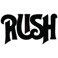 Rush Music Rock Band Decal Sticker