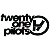 Twenty One Pilots Music Rock Band Decal Sticker