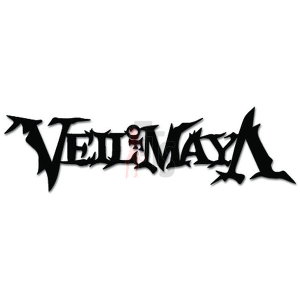 Veil of Maya Music Rock Band Decal Sticker