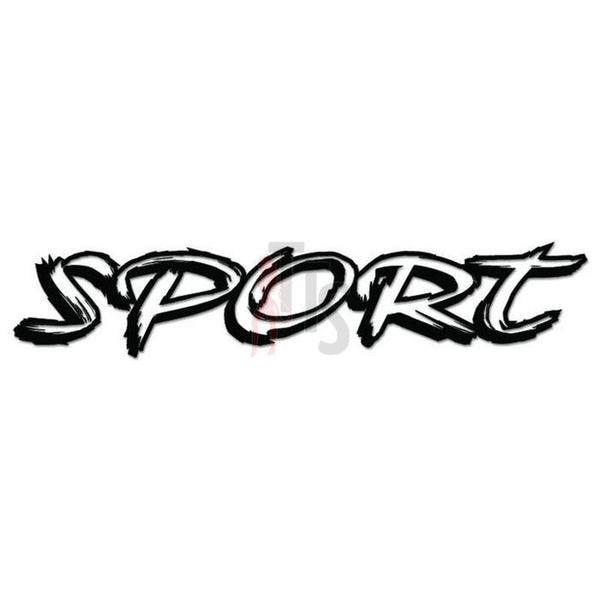 Sport 4x4 Off Road Decal Sticker Style 7