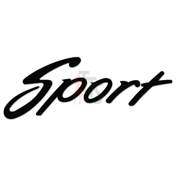 Sport 4x4 Off Road Decal Sticker Style 14