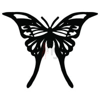 Butterfly Caterpillar Decal Sticker Style 2