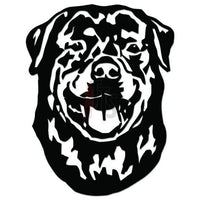 Rotweiller Dog Pet Decal Sticker