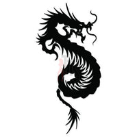 Dragon Tribal Art Decal Sticker Style 11