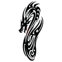 Dragon Tribal Art Decal Sticker Style 25
