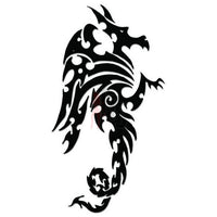 Dragon Tribal Art Decal Sticker Style 26