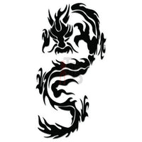 Dragon Tribal Art Decal Sticker Style 32