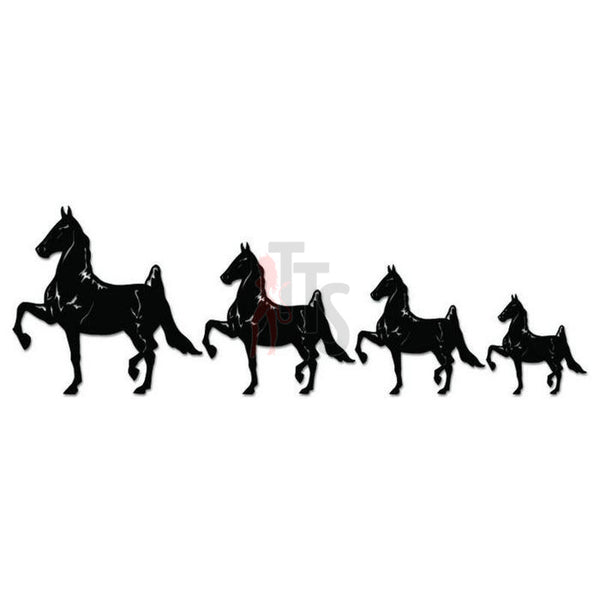 Horse Family Farm Decal Sticker