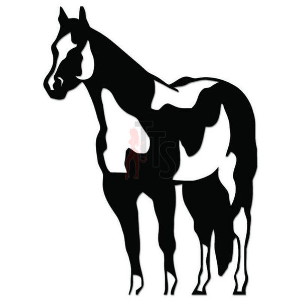 Paint Horse Farm Decal Sticker