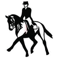 Horse Equestian Decal Sticker