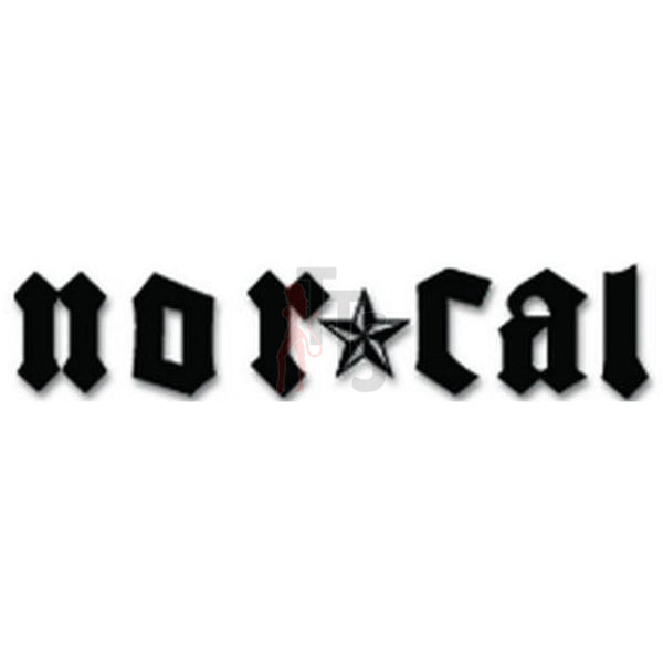 NorCal Northern California Decal Sticker