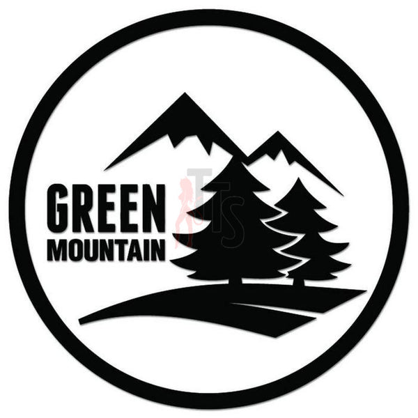 Vermont Green Mountain State Decal Sticker