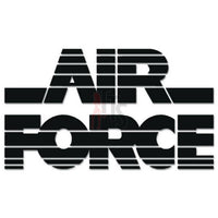 Air Force USA Military Decal Sticker