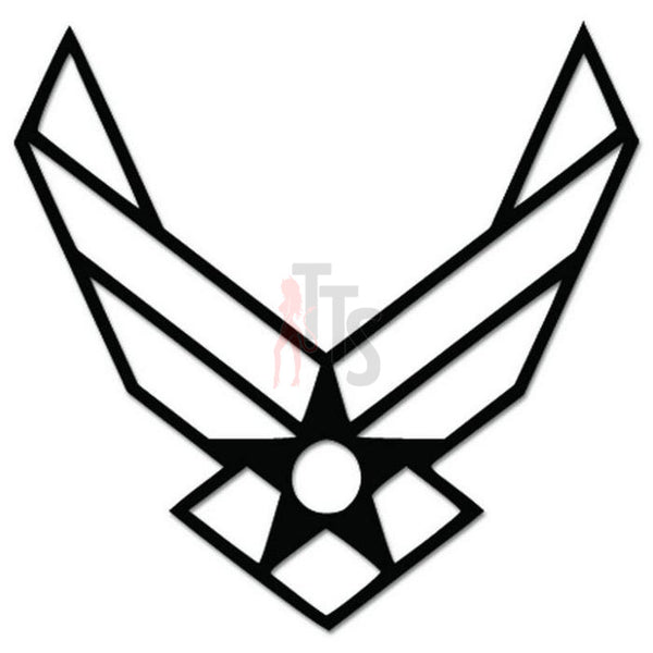 US Air Force Military Emblem Decal Sticker
