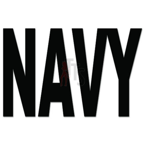 U.S. Navy Military Decal Sticker