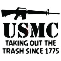 USMC Since 1775 Marines Decal Sticker