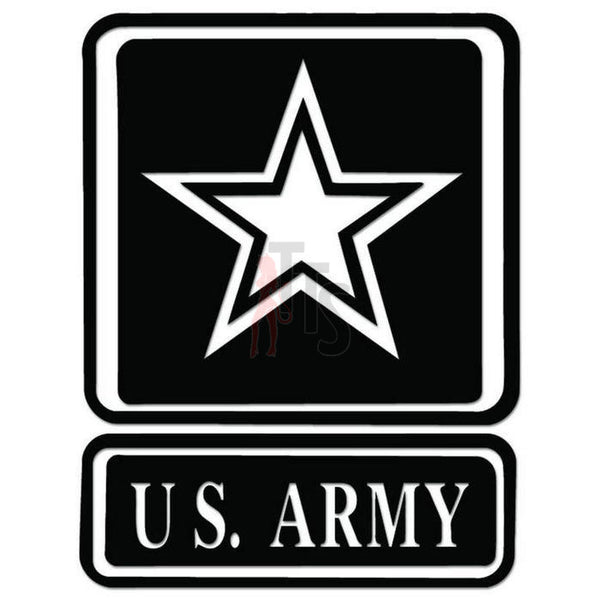 U.S. Army Insignia Emblem Decal Sticker