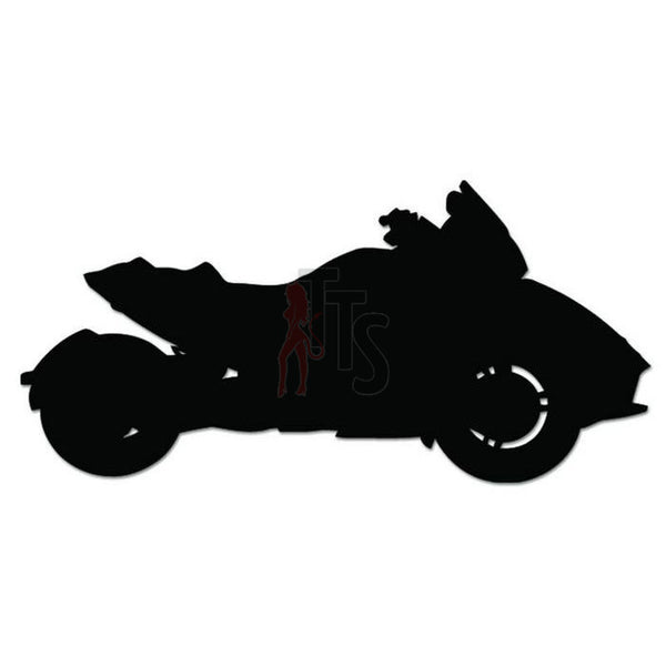 Honda Can-Am Spyder Sport Bike Motorcycle Decal Sticker