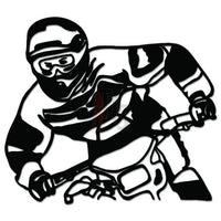 Motocross Dirk Bike Motorcycle Decal Sticker