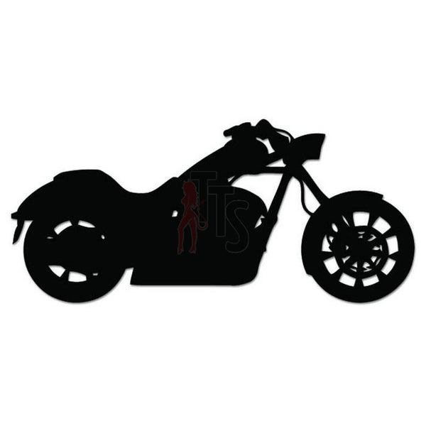Honda Fury Sport Bike Motorcycle Decal Sticker