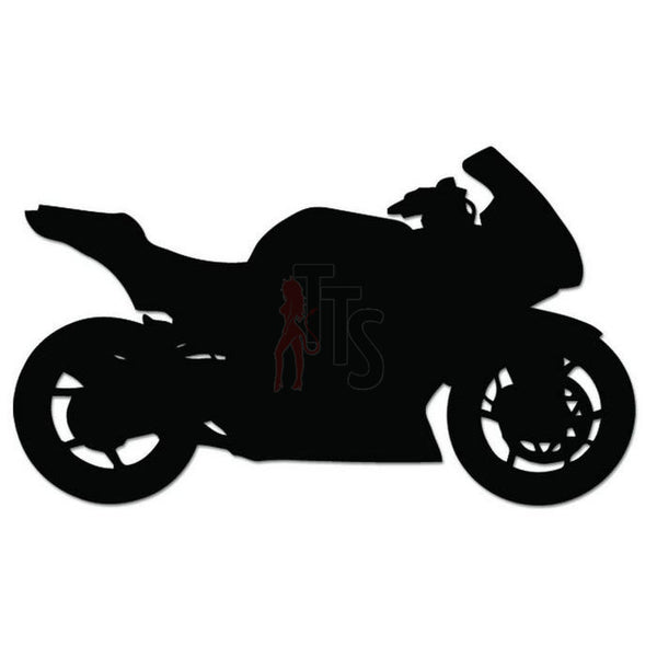 Kawasaki Ninja 250R Sport Bike Motorcycle Decal Sticker