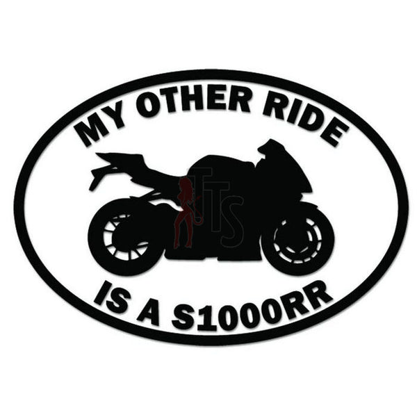 Other Ride BMW S1000RR Motorcycle Decal Sticker