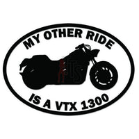 Other Ride Honda VTX1300 Motorcycle Decal Sticker