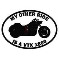 Other Ride Honda VTX1800 Motorcycle Decal Sticker