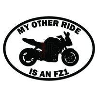 Other Ride Yamaha FZ1 Motorcycle Decal Sticker